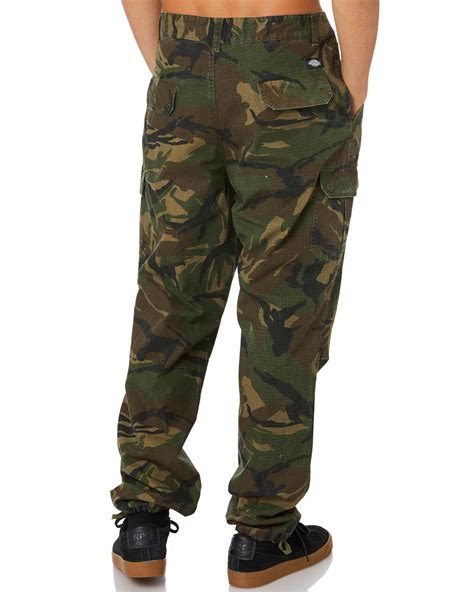 Dickies Sierra Relaxed Fit Cargo Pants - Camo | SurfStitch