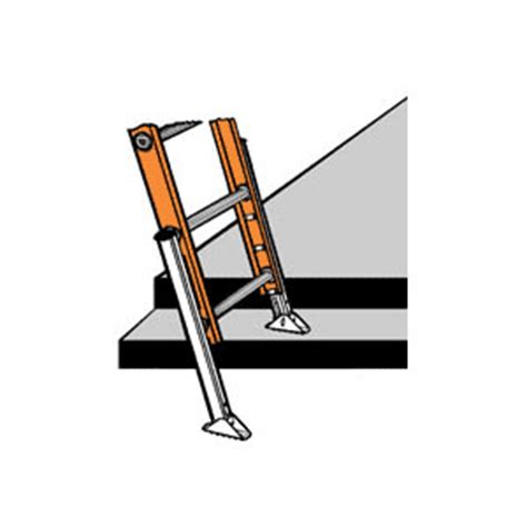 York Scaffold Ladder Accessories, Extension Ladders, Step